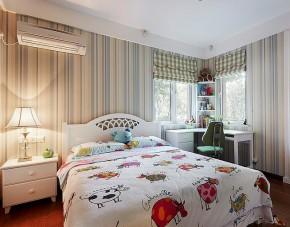 140平 新古典 四居 白领 收纳 小资 儿童房图片来自居佳祥和装饰在140平新古典低调奢华装修的分享