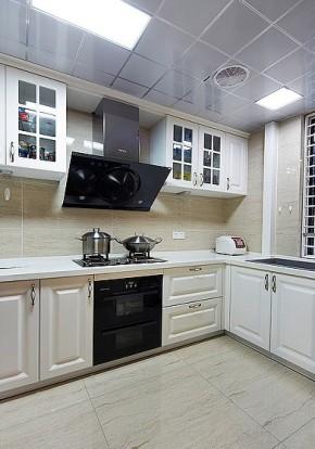 140平 新古典 四居 白领 收纳 小资 厨房图片来自居佳祥和装饰在140平新古典低调奢华装修的分享