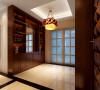 金辉枫尚-新中式-96平米两居室