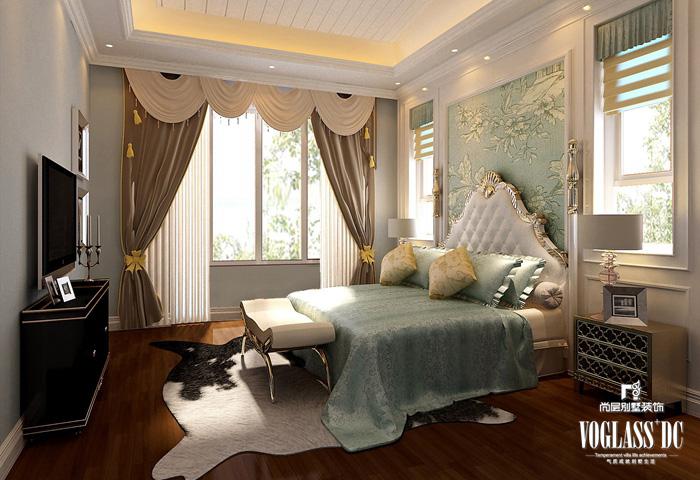 简约 混搭 别墅 收纳 壹仟栋 卧室图片来自尚层别墅装饰在洗尽铅华与浮躁的沉淀美的分享