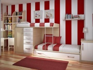 不一样的儿童房设计