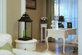 清新 自然 田园 三口之家 温馨 舒适 白领 80后 小资 书房图片来自成都生活家装饰在温馨的田园三口之家的分享