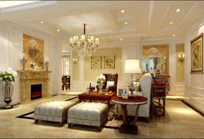 欧式 优雅 华丽 舒适 奢华 儿童房 大宅 软装搭配 玄关 客厅图片来自成都生活家装饰在210㎡  欧式 风尚大宅的分享