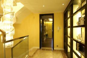 欧式 风尚 奢华 别墅 大宅 品质 温馨 舒适 楼梯图片来自成都生活家装饰在382㎡  独栋欧式别墅的分享