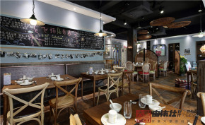 混搭 文艺 小资 餐厅 其他图片来自大墅尚品-由伟壮设计在『致青春』—混搭风的分享
