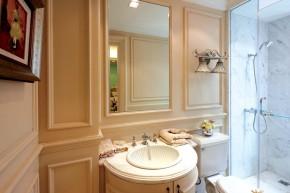 简约 欧式 三居 收纳 80后 小资 新房装修 儿童房 温馨 卫生间图片来自成都生活家装饰在132㎡温馨欧式风格的分享