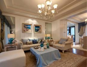 简约 欧式 三居 收纳 80后 小资 新房装修 儿童房 温馨 客厅图片来自成都生活家装饰在132㎡温馨欧式风格的分享