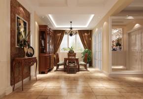 简约 欧式 三居 白领 80后 白富美 鲁能7号院 高度国际 时尚 餐厅图片来自北京高度国际装饰设计在7万打造鲁能7号院简欧公寓的分享