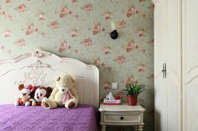 简约 田园 三居 温馨 舒适 小资 80后 简洁 卧室图片来自成都生活家装饰在简洁温馨田园风格的分享