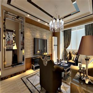 本案例为三口之家的家居设计,户型为三室两厅,业主要求设计时尚、大胆、前卫,设计师将风格定位为低调奢华,奢华大气,彰显精致之美,又毫不做作。