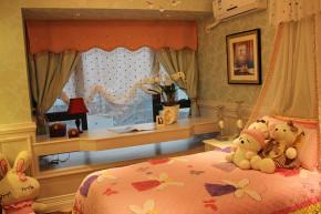 简约 地中海 温馨 舒适 别出心裁 收纳 空间感 小资 公主房 卧室图片来自成都生活家装饰在89㎡清新地中海的分享