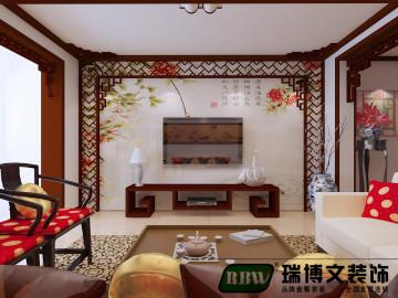 红石湾,98红梅中式风格
