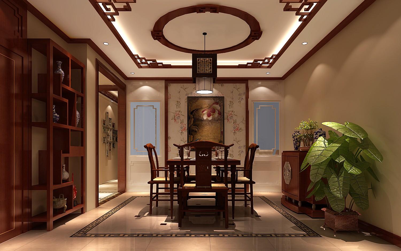 简约 新中式 高度国际 时尚 三居 白领 80后 四合上院 白富美 餐厅图片来自北京高度国际装饰设计在四合上院新中式公寓的分享