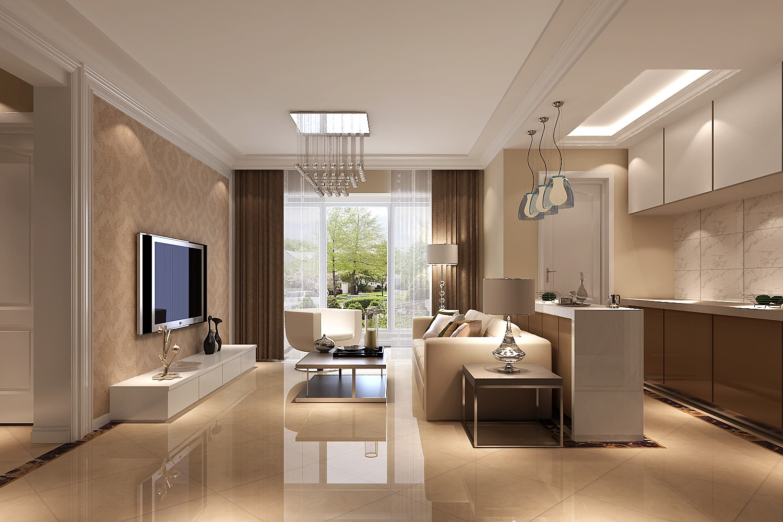 简约 现代 高度国际 时尚 白富美 豆瓣胡同 三居 白领 80后 客厅图片来自北京高度国际装饰设计在豆瓣胡同90平现代公寓的分享