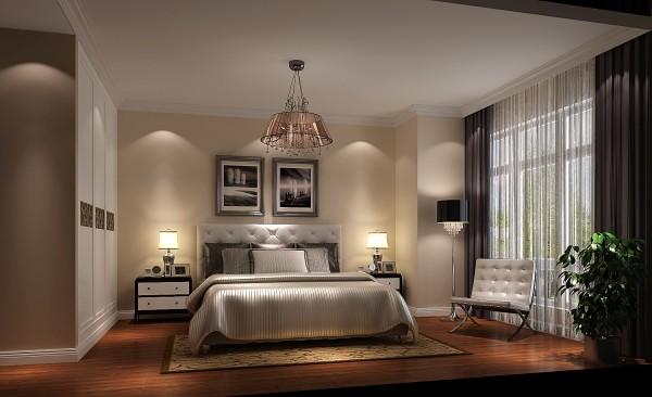 卧室的细节也是造型非常简约,但是经过设计师后期的软装配饰,结果是毋容置疑的美好噢!