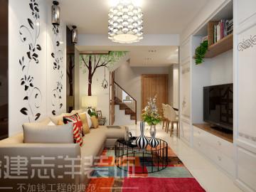 复式小公寓的品质生活