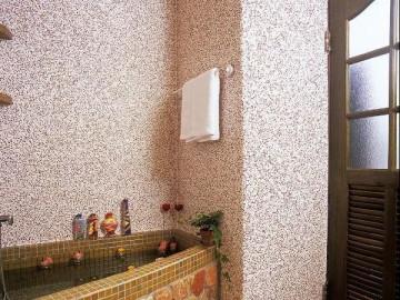 157平复古红砖四居室