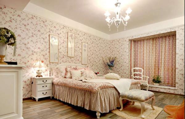 卧室的随性与自主把家居的内在本质以最为恰当的形式展示了出来。