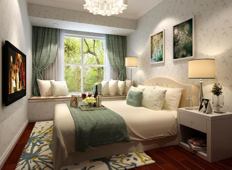 简约 三居 收纳 卧室图片来自博洛尼整体家装Q在华远铭悦世家-现代简约-雪茄记忆的分享
