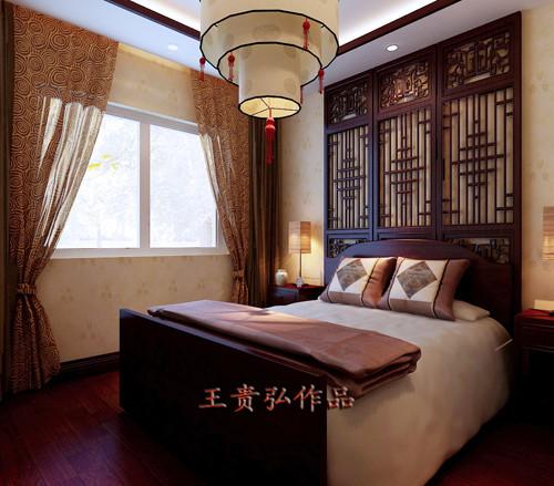 富有传统韵味的卧室