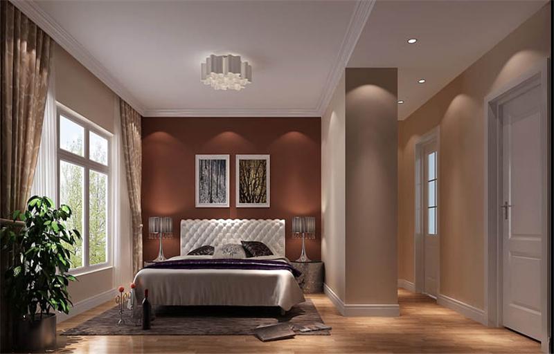 简约 二居 三居 白领 80后 小资 卧室图片来自高度国际王慧芳在中铁十六局117平米的分享