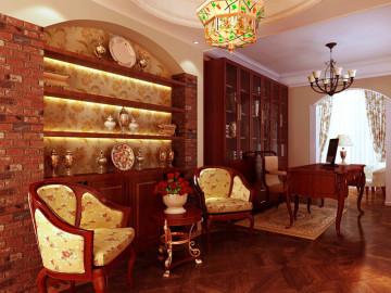 奥林佳苑-成功人士-温馨的家