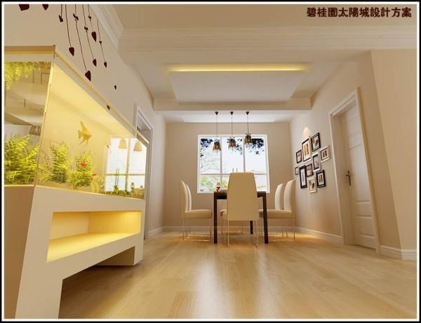 现代简洁的餐桌、餐椅,整洁的就餐空间,墙上的装饰画,错落放置也很有美感,会给你带来就餐好心情!