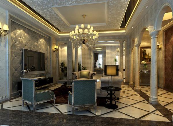 新古典主义风格的室内设计在我国近两年发展迅速,此类作品日益增多,逐渐形成主流设计文化。其历史短暂,源于江浙地区,辉煌于上海金茂凯悦酒店,发展至大江南北。