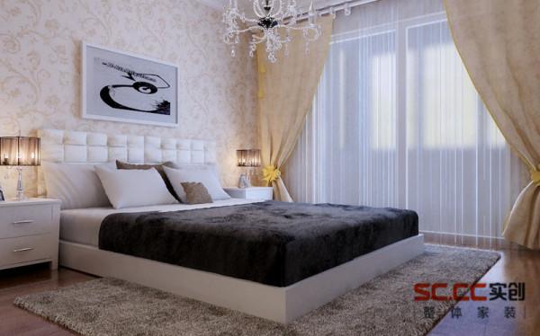 在极简的黑白主题色彩下,加入极精致的搭配,融合各种柔媚的女性元素,居室的品质在细节中得到无限的升华,打造出无比设计感的家。