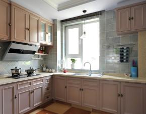 简约 美式 三居 温馨 轻快 舒适 厨房图片来自成都生活家装饰在简约雅致美式的分享