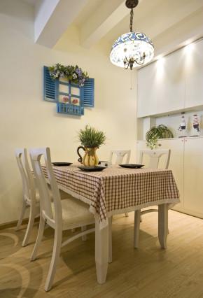 地中海 温馨 舒适 简约主义 80后 小资 餐厅图片来自成都生活家装饰在小清新--地中海的分享