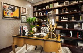 简约 混搭 现代 欧式 温馨 舒适 书房图片来自成都生活家装饰在现代欧式的混搭感的分享