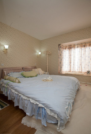 田园 舒适 温馨 静谧空间 80后 小资 卧室图片来自成都生活家装饰在温馨舒适田园风格的分享