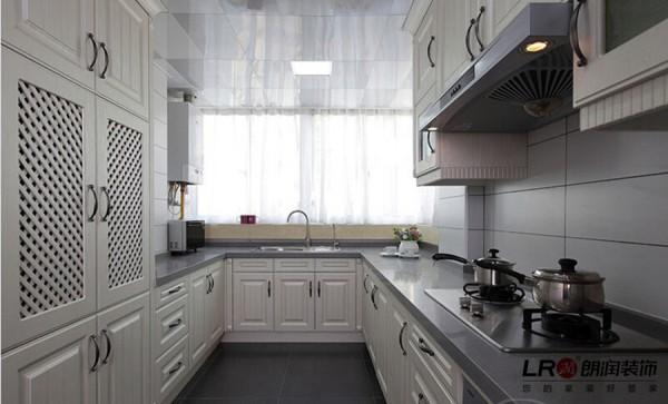 厨房布局材质图!