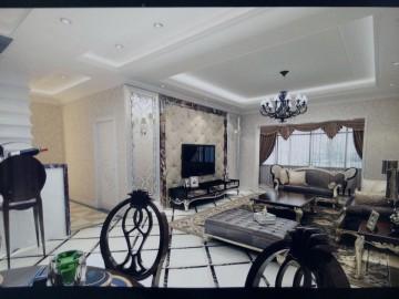 融科东南海-金空间装饰装修案例