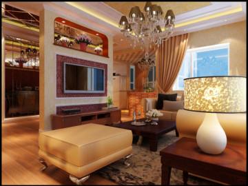 皇家御院140平欧式风格
