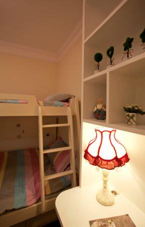 温馨 舒适 文艺 田园 儿童房图片来自成都生活家装饰在白领110平温馨舒适小天地的分享