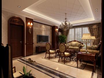 远洋庄园新古典风格别墅