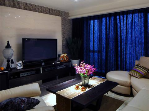 太阳国际大宅装修现代风格设计