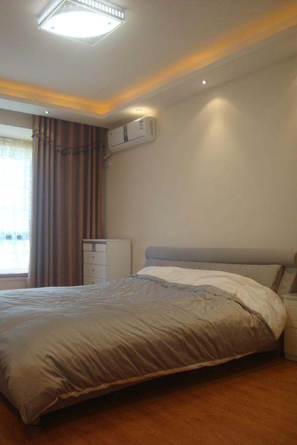 低调奢华而有内涵的卧室