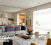 威尼斯水城两居室90平新古典风