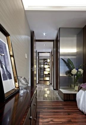 后现代 其他 紫荆尚都 玄关图片来自沪上名家装饰在后现代--紫荆尚都实景样板间的分享