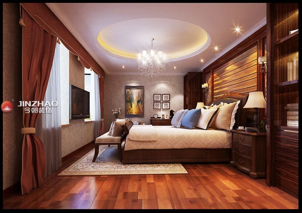 80后 卧室图片来自152xxxx4841在海棠家园280平复式的分享