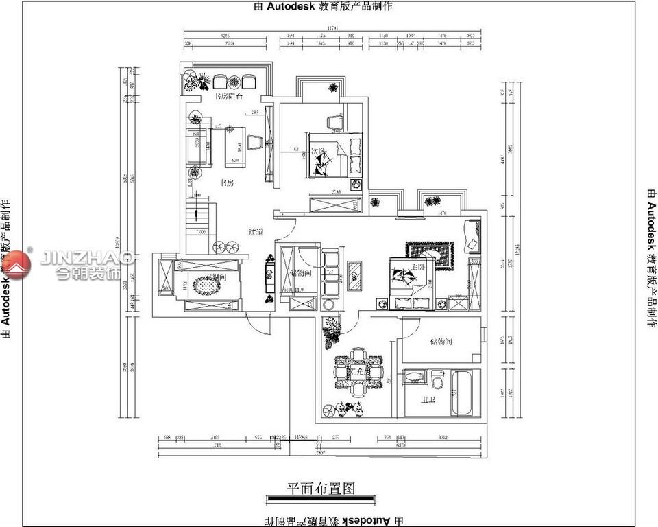 80后 户型图图片来自152xxxx4841在海棠家园280平复式的分享