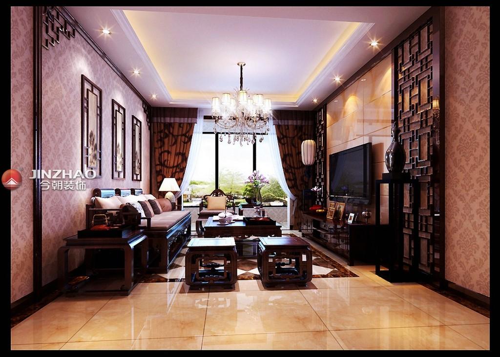 80后 客厅图片来自152xxxx4841在海棠家园280平复式的分享