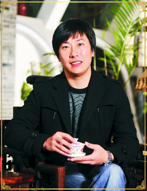 设计师,李红强