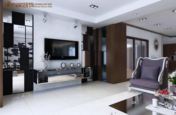 有家装饰·白湖亭自建房 现代简约
