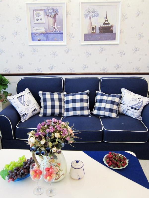 地中海风格的沙发