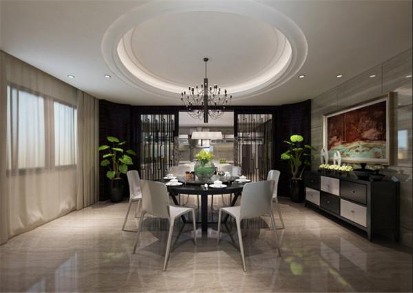 北京别墅装修——现代简约风格