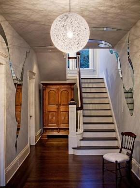 现代 旧房改造 80后 小资 白领 别墅 三居 二居 混搭 楼梯图片来自周楠在诠释现代酷雅美学的分享